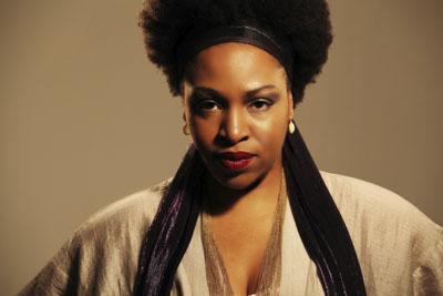 Charenee Wade - Music of Gil Scott- Heron – March 2, 2019 | Kente Arts Alliance